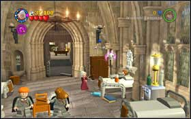 21 - Walkthrough - Year 2 Part 1 - Walkthrough - LEGO Harry Potter: Years 1-4 - Game Guide and Walkthrough