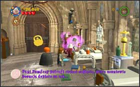 You have to prepare medicine for Harry - Walkthrough - Year 2 Part 1 - Walkthrough - LEGO Harry Potter: Years 1-4 - Game Guide and Walkthrough