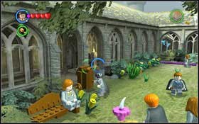 9 - Walkthrough - Year 2 Part 1 - Walkthrough - LEGO Harry Potter: Years 1-4 - Game Guide and Walkthrough