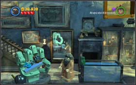 4 - Walkthrough - Year 2 Part 1 - Walkthrough - LEGO Harry Potter: Years 1-4 - Game Guide and Walkthrough