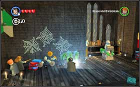 19 - Walkthrough - Year 1 Part 1 - Walkthrough - LEGO Harry Potter: Years 1-4 - Game Guide and Walkthrough