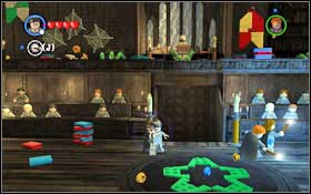 17 - Walkthrough - Year 1 Part 1 - Walkthrough - LEGO Harry Potter: Years 1-4 - Game Guide and Walkthrough