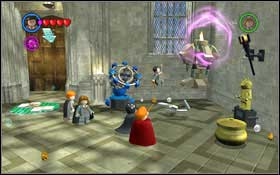 12 - Walkthrough - Year 1 Part 1 - Walkthrough - LEGO Harry Potter: Years 1-4 - Game Guide and Walkthrough