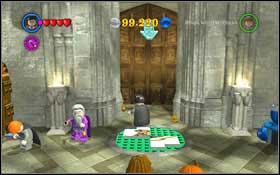 Follow Nearly Headless Nick - Walkthrough - Year 1 Part 1 - Walkthrough - LEGO Harry Potter: Years 1-4 - Game Guide and Walkthrough