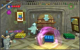 11 - Walkthrough - Year 1 Part 1 - Walkthrough - LEGO Harry Potter: Years 1-4 - Game Guide and Walkthrough