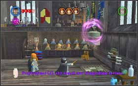 9 - Walkthrough - Year 1 Part 1 - Walkthrough - LEGO Harry Potter: Years 1-4 - Game Guide and Walkthrough