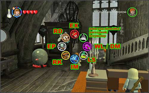 Tips Spells And More Basics Lego Harry Potter Years 1 4 Game