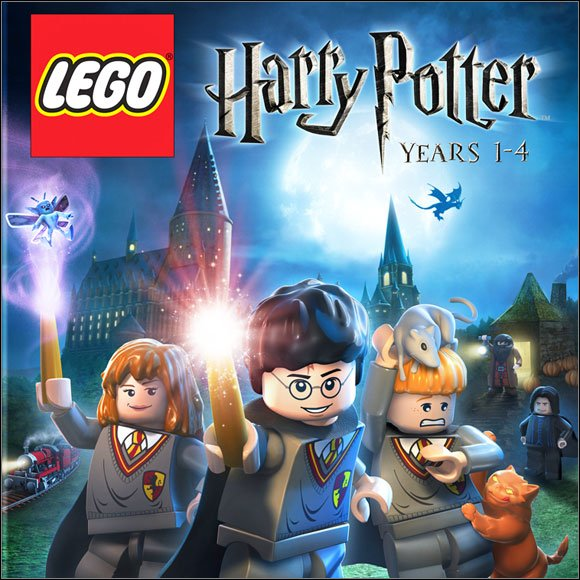 LEGO Harry Potter: Years 5-7 Прохождение - #1 - YouTube