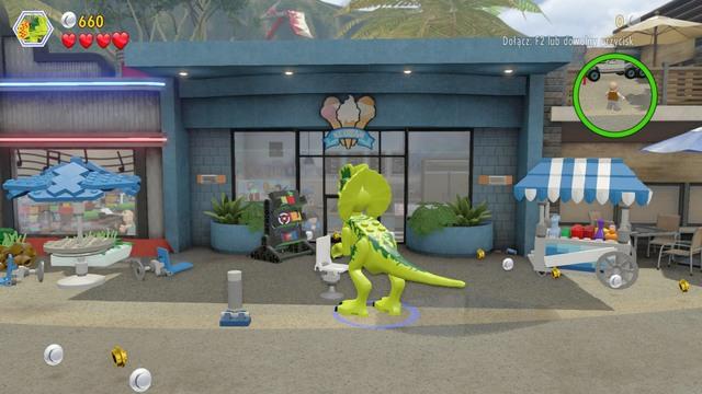 Under Attack | Jurassic World - secrets - LEGO Jurassic