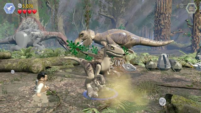 Spinosaurus jurassic park iii secrets lego jurassic - Lego spinosaurus ...