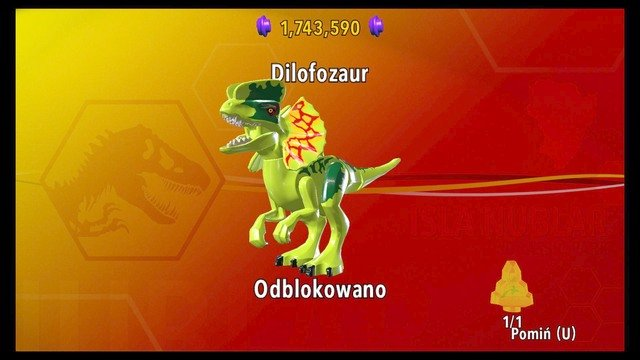 How to unlock dinosaurs important advices lego jurassic world lego jurassic world guide dilophosaurus is needed for collecting all secrets in missions how to unlock dinosaurs gumiabroncs Gallery