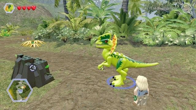 Jurassic Park Gate | Jurassic Park - secrets in free roam ...