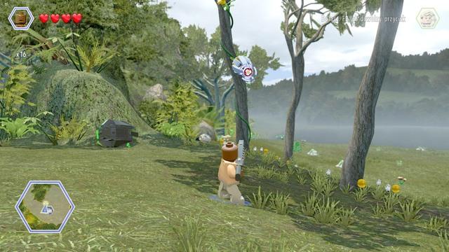 Brachiosaurus Plains Jurassic Park Secrets In Free Roam Lego Jurassic World Game Guide