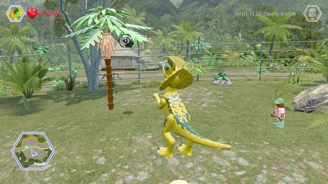 Image Gallery dilophosaurus games