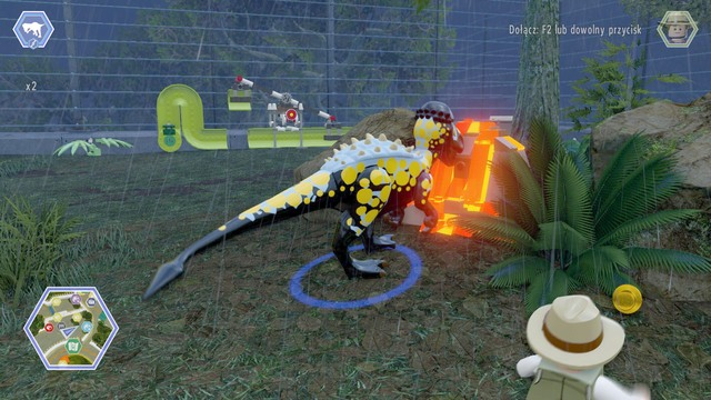 Carnivore territory jurassic park secrets in free roam lego second egg can also be found on the right side carnivore territory jurassic park gumiabroncs Gallery
