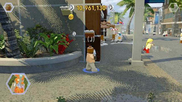 Main Street Jurassic World Secrets In Free Roam Lego