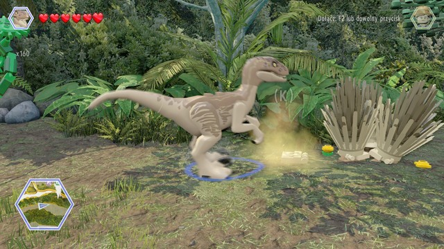 Long Grass | Jurassic Park - The Lost World - secrets in ...