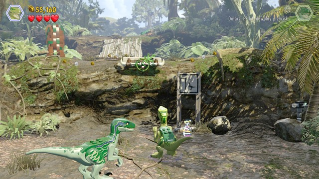 Welcome to the jurassic world jurassic world walkthrough lego in the spot that you can see in the screenshot destroy the lego objects and gumiabroncs Images