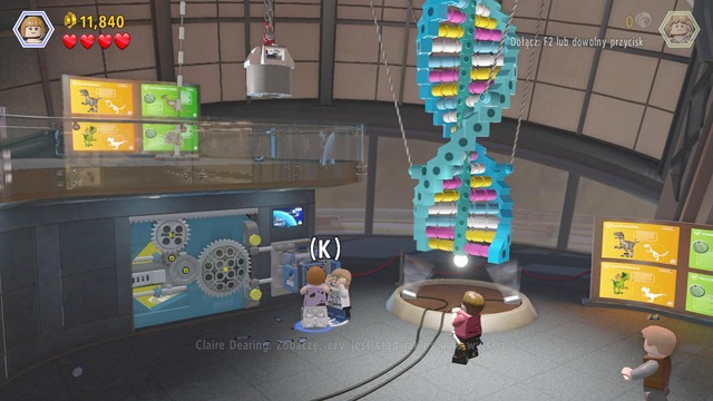 Main street showdown jurassic world walkthrough lego jurassic cut to claire approach the control panel and open the hatch main street showdown gumiabroncs Images
