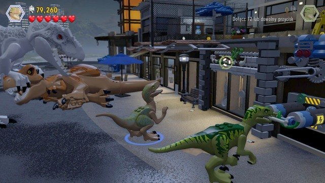 Main street showdown jurassic world walkthrough lego jurassic as velociraptor approach the lever on the right and pull it to gain access to gumiabroncs Images