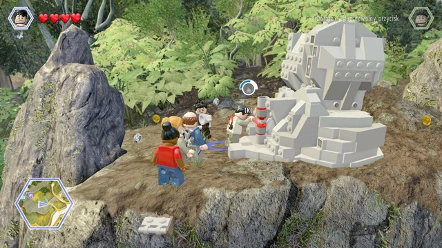 Ingen arrival jurassic park the lost world walkthrough lego make it over the obstacle and follow the trail of the turquoise studs up to gumiabroncs Images