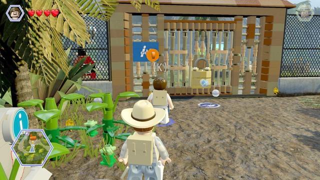 Breeding facility jurassic park iii walkthrough lego you can open the gate with a key breeding facility jurassic park iii gumiabroncs Choice Image