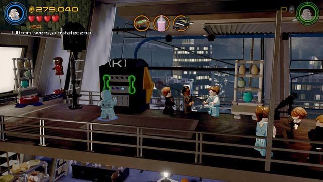 Pull My Strings Walk Tall: No Strings On Me - Secrets - LEGO Marvel's