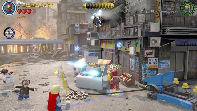 Stan Lee / Red brick | Korea Prospects - secrets - LEGO ...