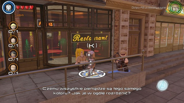 Side Missions North Manhattan Secrets Lego Marvels
