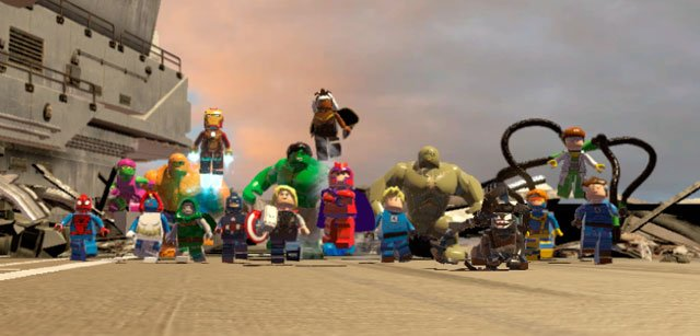 To sum up, this guide contains to LEGO Marvel Super Heroes - LEGO Marvel Super Heroes - Game Guide and Walkthrough