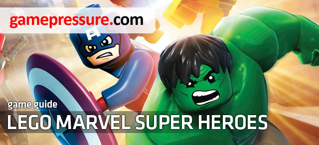 This guide to LEGO Marvel Super Heroes contains complete walkthrough, describing every single mission in the main (and bonus) campaign, with specific solution to all important fights and riddles - LEGO Marvel Super Heroes - Game Guide and Walkthrough