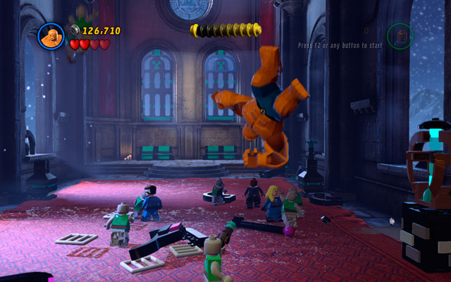 1 - Overall hints - LEGO Marvel Super Heroes - Game Guide and Walkthrough