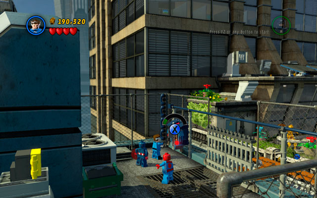 Choose Mr - Times Square Off - Walkthrough - LEGO Marvel Super Heroes - Game Guide and Walkthrough