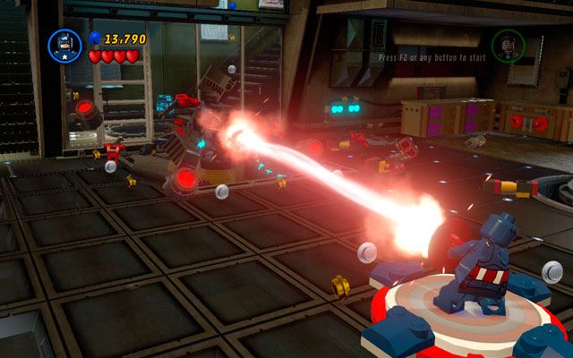 marvel lego rebooted resuited walkthrough