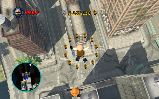 Jump from the S - S.H.I.E.L.D. Helicarrier / New York - Walkthrough - LEGO Marvel Super Heroes - Game Guide and Walkthrough