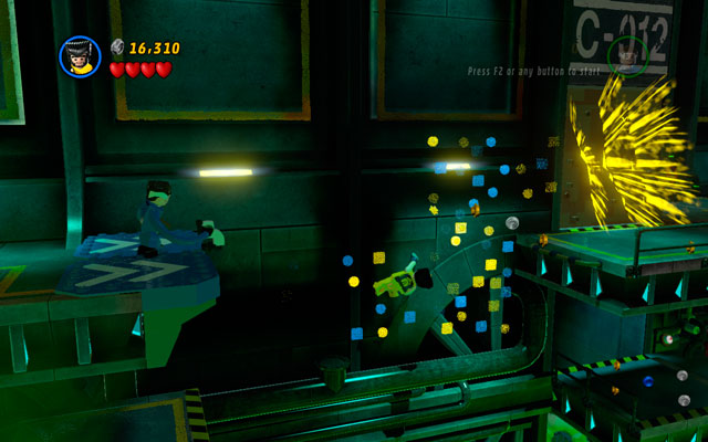 Choose Mr - Taking Liberties - Walkthrough - LEGO Marvel Super Heroes - Game Guide and Walkthrough
