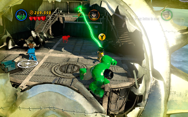 Mastermind's specialization is... mind control (surprisingly, right - Taking Liberties - Walkthrough - LEGO Marvel Super Heroes - Game Guide and Walkthrough