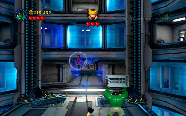 On this stage you will fight with Magneto and Sabertooth - Sabertooth - Boss fights - LEGO Marvel Super Heroes - Game Guide and Walkthrough