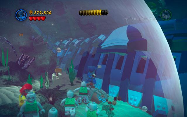 That Sinking Feeling Minikit Sets Lego Marvel Super