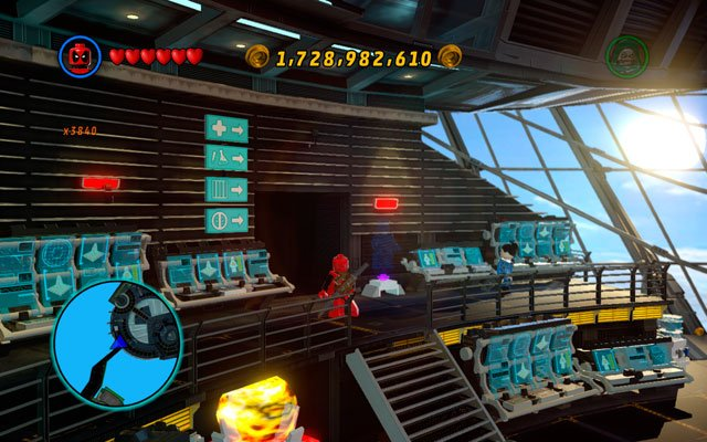 Red Bricks (or Deadpool Bricks) are collectibles obtainable only during Deadpool's bonus missions - Deadpool Bonus Missions: Walkthrough - LEGO Marvel Super Heroes - Game Guide and Walkthrough