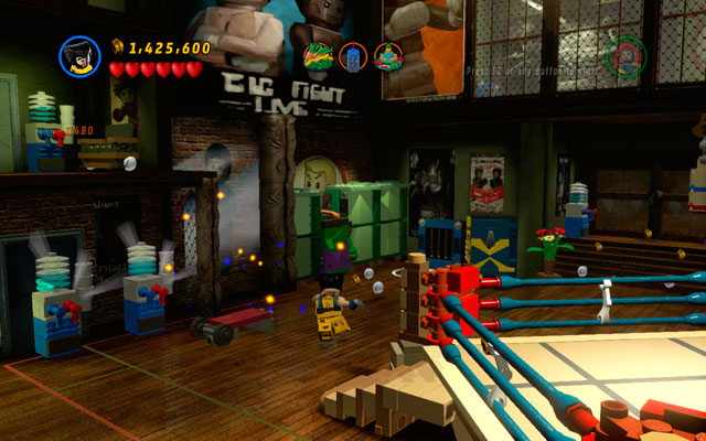 Put Up Your Dukes Maps Lego Marvel Super Heroes Game