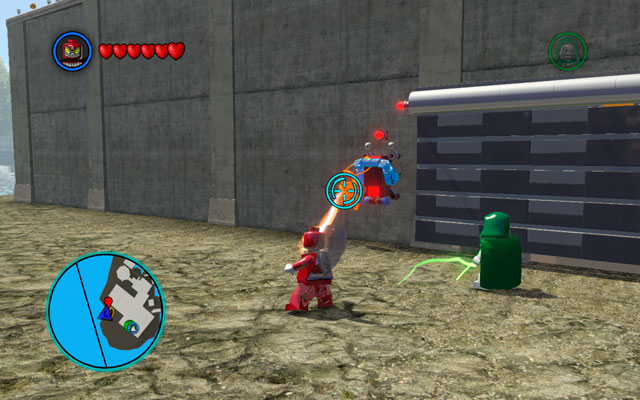The Thrill of the Chess | Maps - LEGO Marvel Super Heroes Game Guide