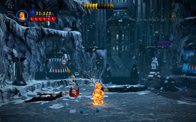 Bro-tunheim | Deadpool Bonus Missions: Collectables - LEGO Marvel ...