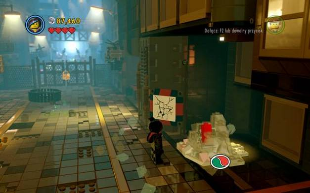 Escape From Bricksburg The Story Mode The Lego Movie