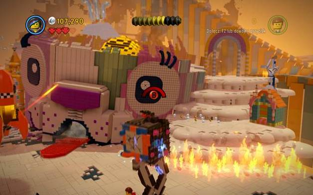 Attack On Cloud Cuckoo Land The Story Mode The Lego