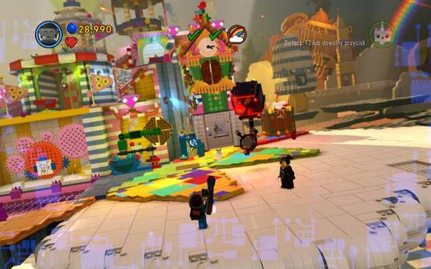 Escape From Cloud Cuckoo Land The Story Mode The Lego