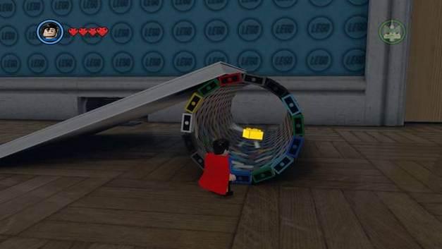 Lego Movie Game Walkthrough Bonus Room