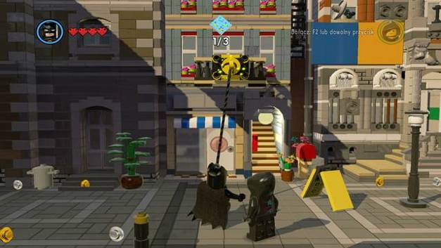 Bricksburg Side Missions Red Bricks The Lego Movie