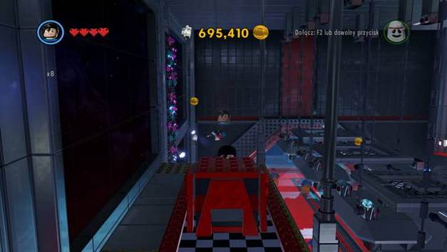 The Octan Tower Side Missions Red Bricks The Lego
