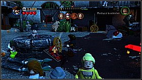 2 - Tortuga - walkthrough - The Curse of the Black Pearl - LEGO Pirates of the Caribbean: The Video Game - Game Guide and Walkthrough